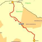 20. Juni Epupa - Opuwo