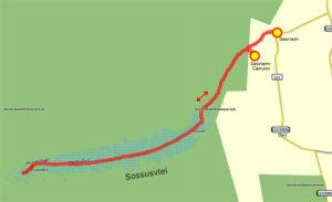 10. Juni Sossusvlei und Sesriem Canyon klein